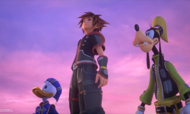 KINGDOM HEARTS and the Power of Three