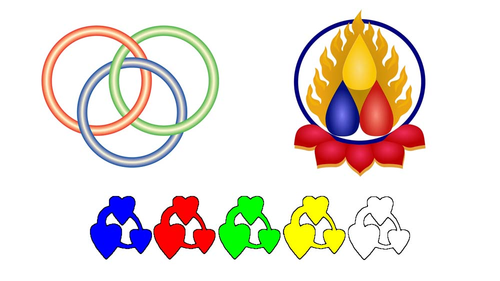 Symbols of Three in Culture and Video Games