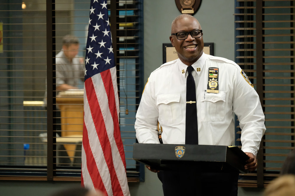 Still of Andre Braugher in Brooklyn Nine-Nine