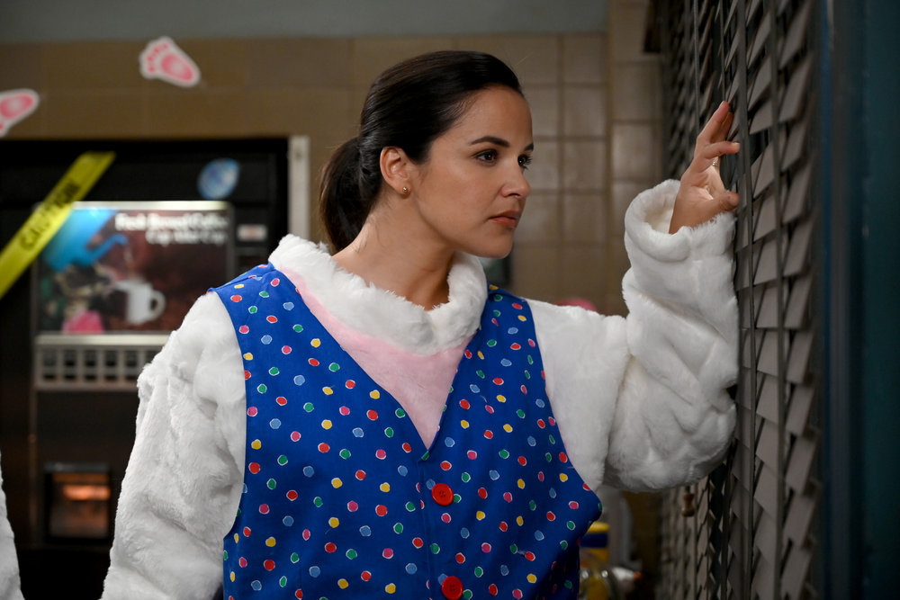 Still of Melissa Fumero in Brooklyn Nine-Nine