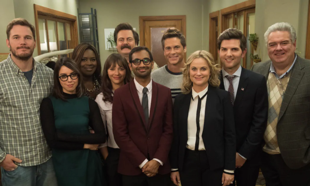 PARKS AND RECREATION: A Social Distancing Special Episode