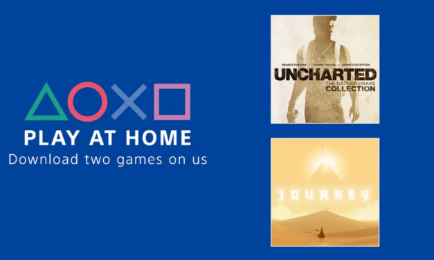 PLAYSTATION Announces Play At Home Initiative