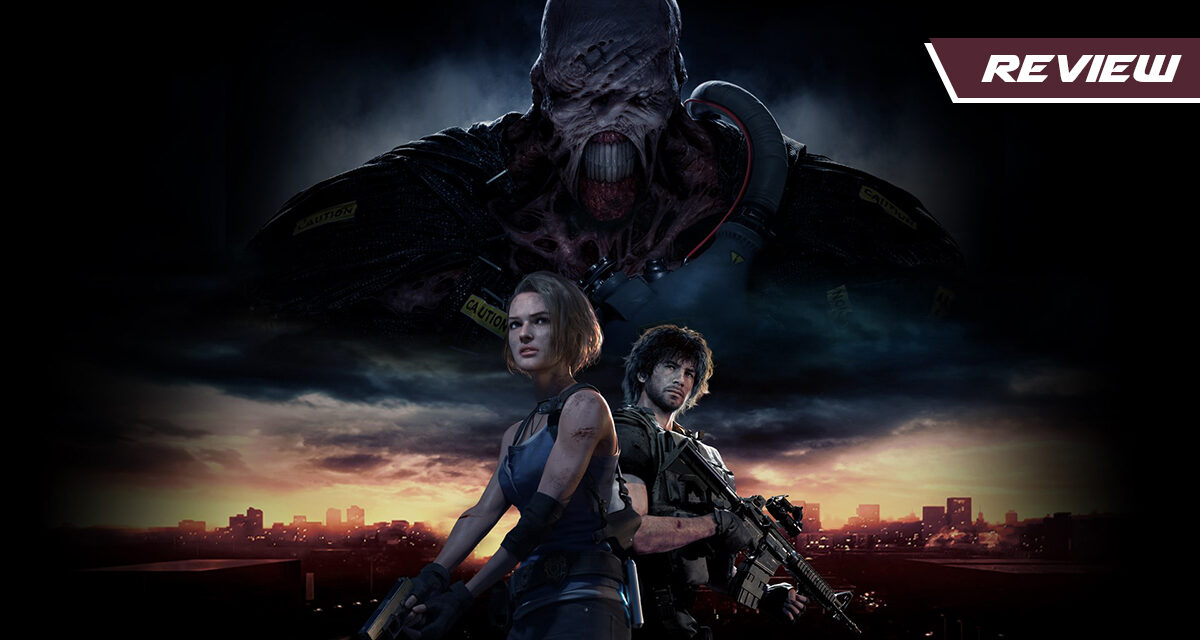 GGA Game Review: RESIDENT EVIL 3 REMAKE Delivers on the Horror and Action