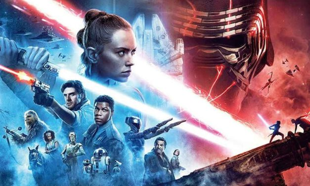 STAR WARS: THE RISE OF SKYWALKER Arrives May 4th on Disney Plus