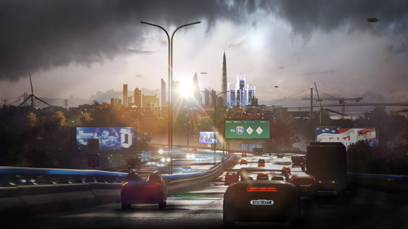 Favorite Video Game Dystopian Earths: Detroit Become Human