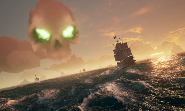 SEA OF THIEVES Sets Sail to Steam