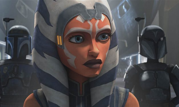 Final TV Spot for STAR WARS: THE CLONE WARS Brings Ahsoka Back Into the Fight