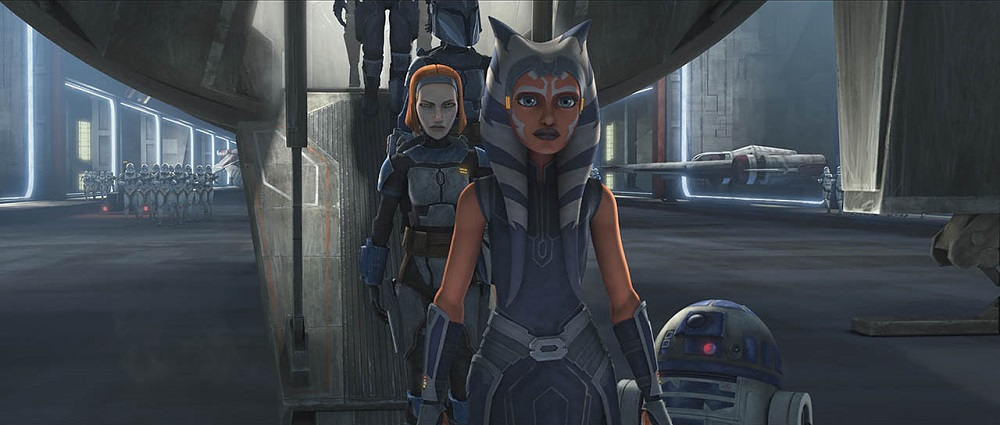 Bo-Katan and Ahsoka