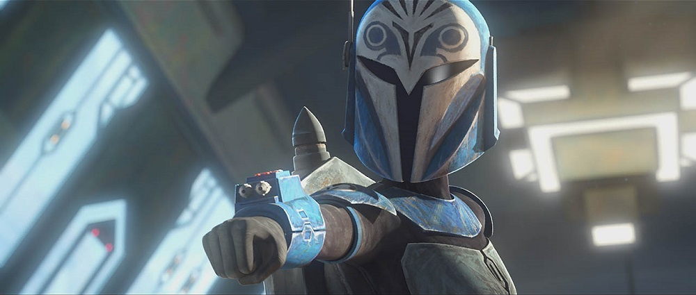 The Clone Wars: Bo-Katan