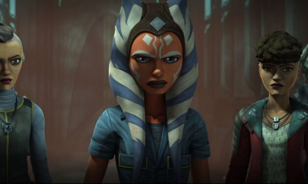 STAR WARS: THE CLONE WARS Recap: (S0708) Together Again