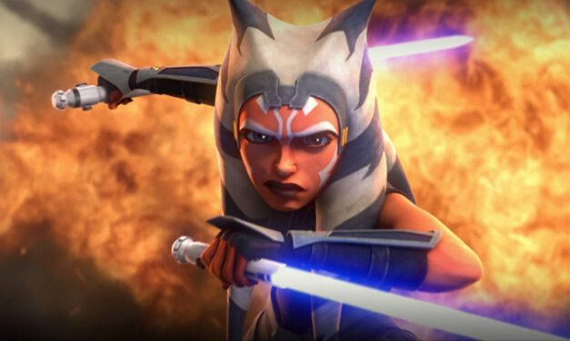 STAR WARS: THE CLONE WARS Recap: (S0709) Old Friends Not Forgotten