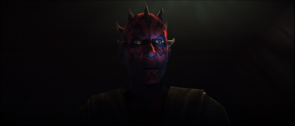 The Clone Wars: Maul returns