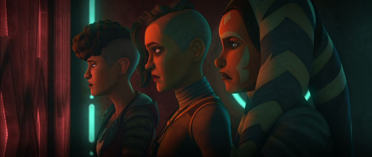 STAR WARS: THE CLONE WARS Recap: (S07E07) Dangerous Debt