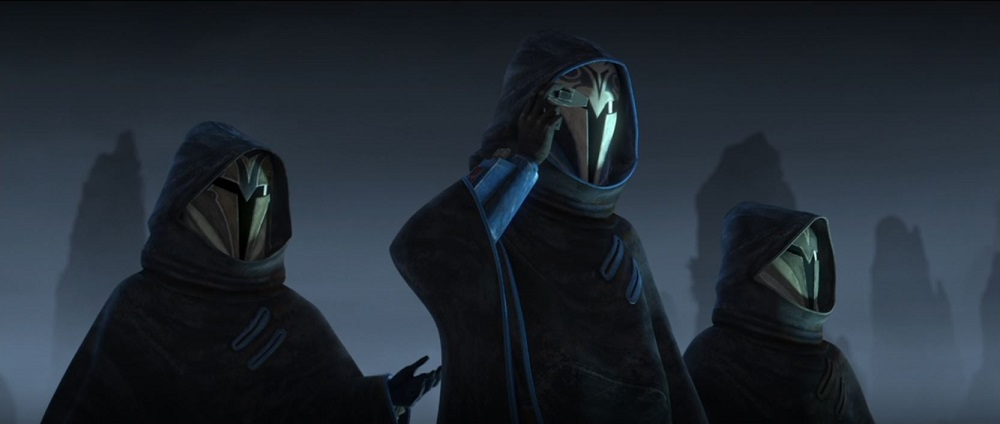 The Clone Wars: Bo-Katan and Ursa Wren