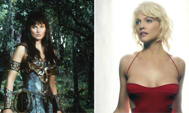 SYFY to Run XENA and BATTLESTAR GALACTICA Marathons