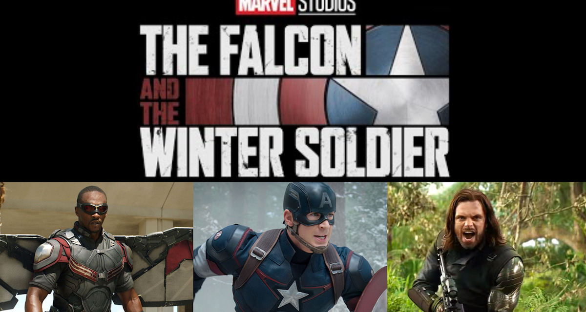 THE FALCON AND THE WINTER SOLDIER Prep: Meet ALL the Captains