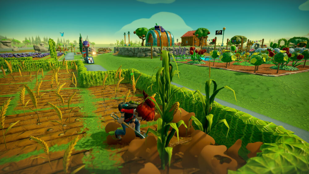 Farm together is one of our favorite green thumb video games.