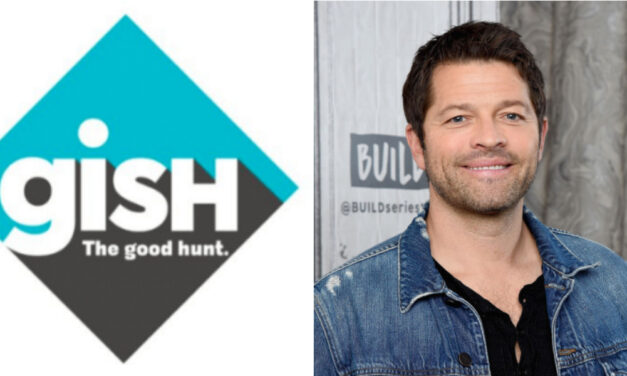 Gish Partners With Misha Collins to Bring Us the 1 DAY PLAY AT HOME SCAVENGER HUNT