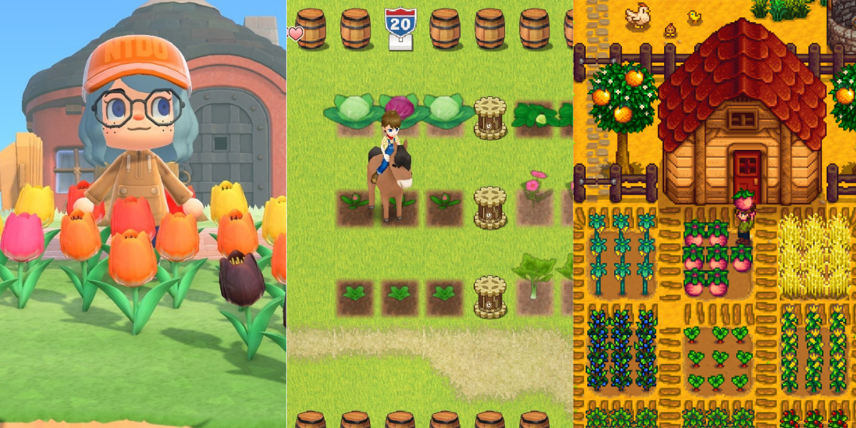 5 of Our Favorite Green Thumb Video Games in Honor of Earth Day