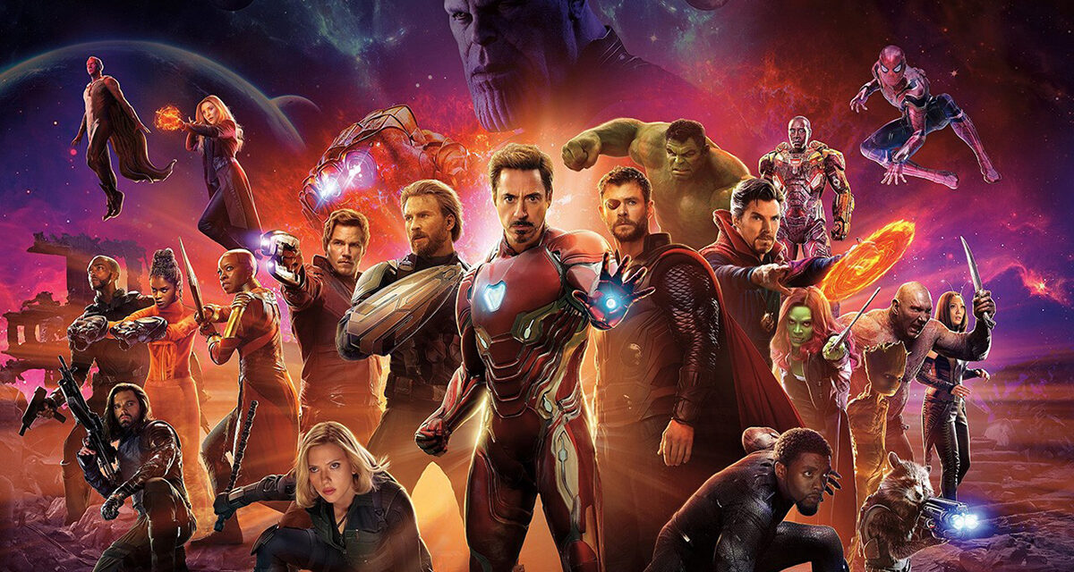 AVENGERS: ENDGAME Live Reactions Has Us Cheering and Crying