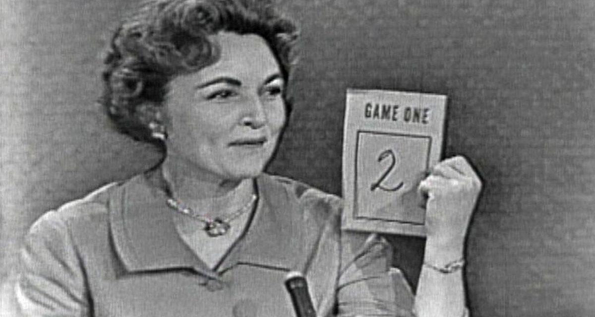 Female Gaze Productions- Top 5 Women of the Classic Game Show Era