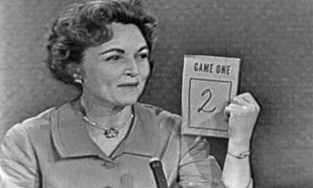 Female Gaze Productions- Top 5 Women of the Classic Game Show Era