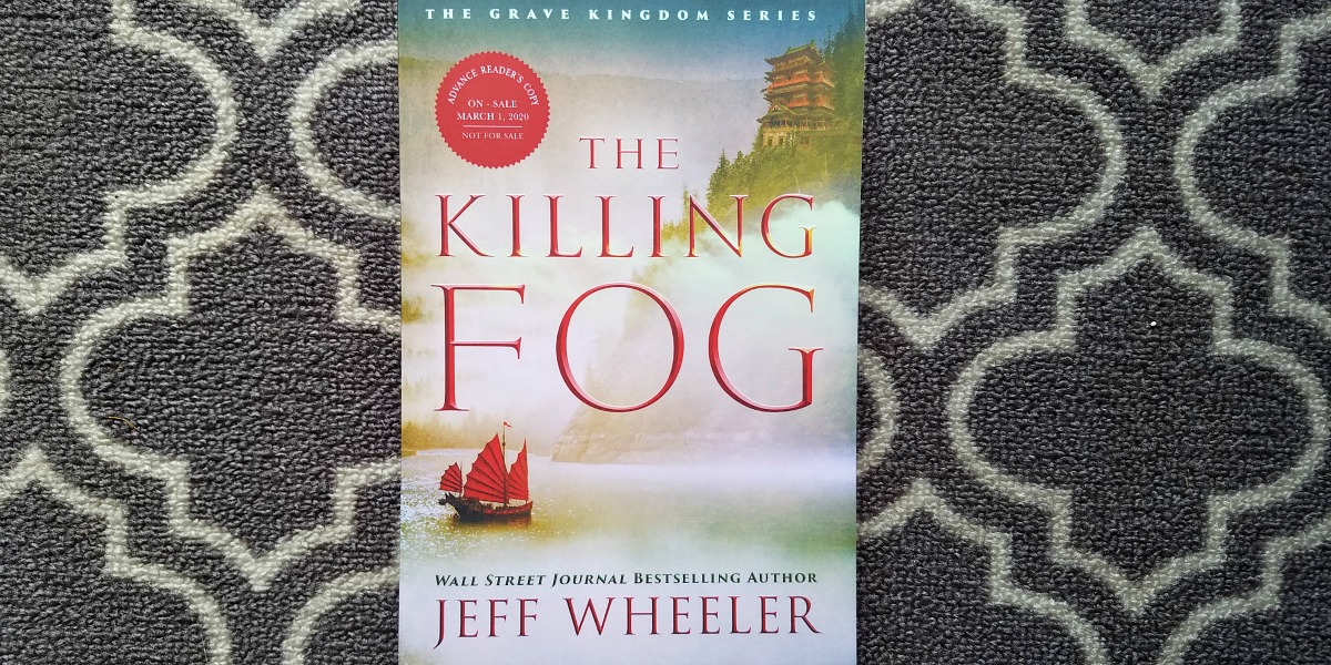 Author Jeff Wheeler Shares Tips for Writing and Working from Home