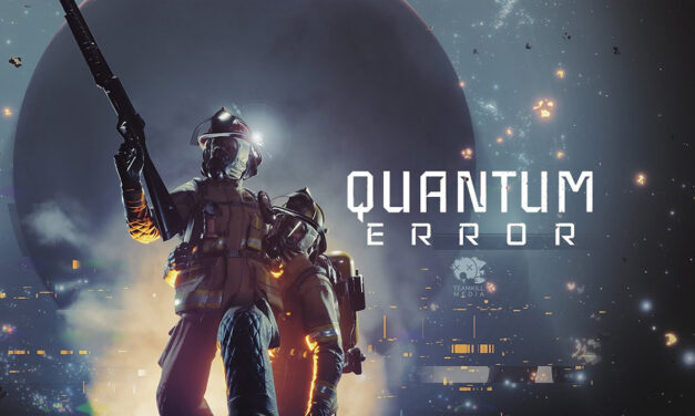 QUANTUM ERROR Cosmic Horror Trailer Released by TeamKill Media