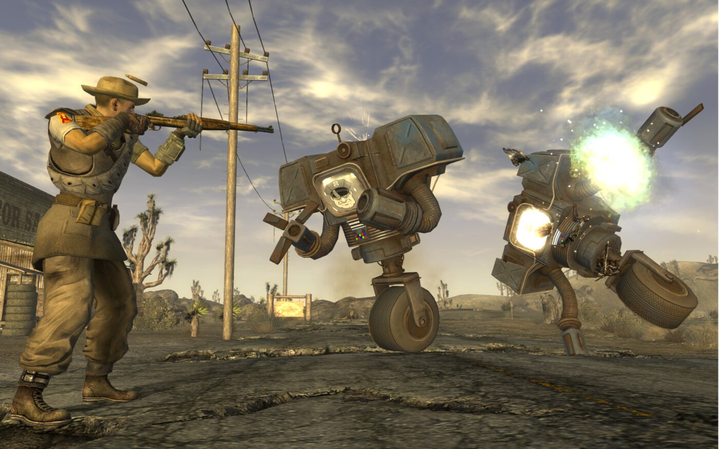 Favorite Video Game Dystopian Earths: Fallout New Vegas