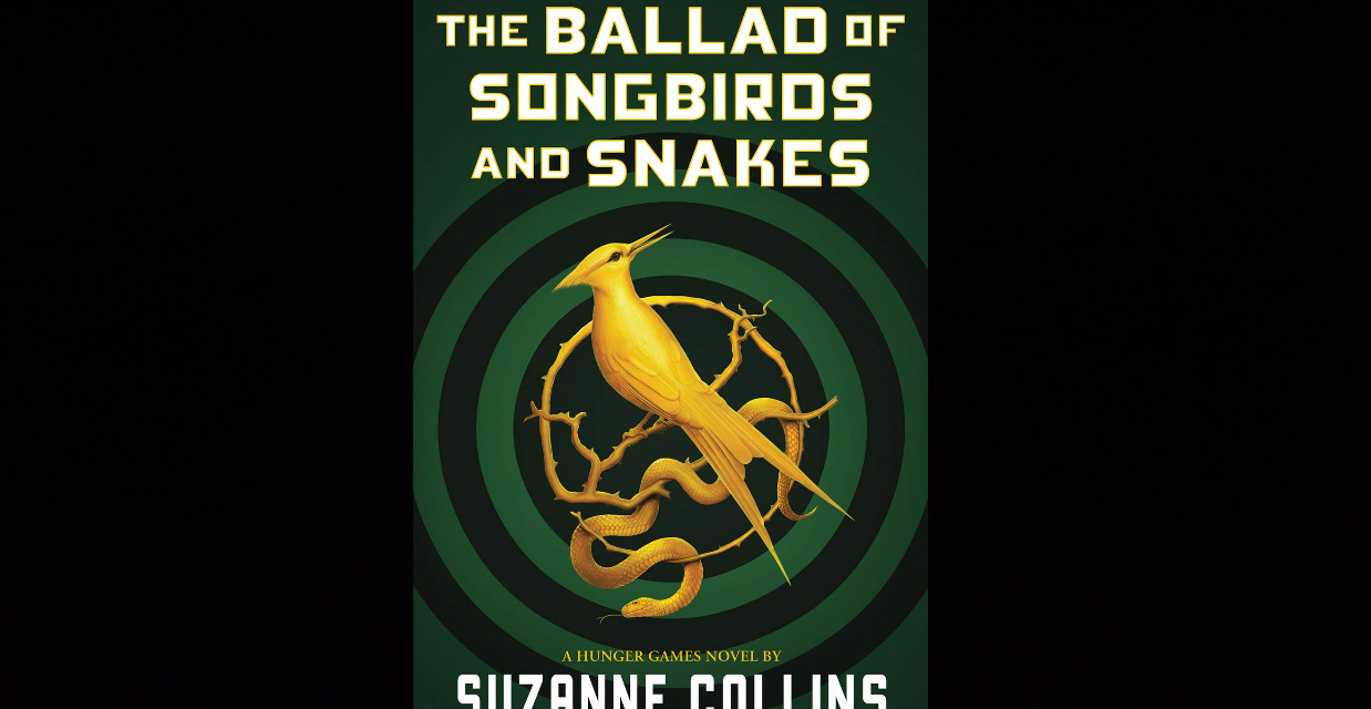 HUNGER GAMES PREQUEL Headed to Big Screen