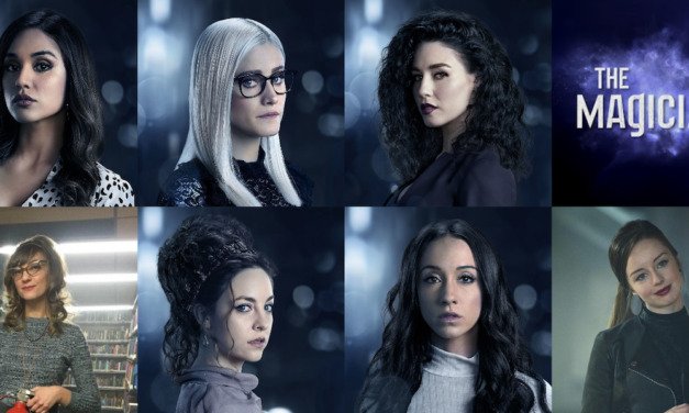 What I Learned From the Women of THE MAGICIANS
