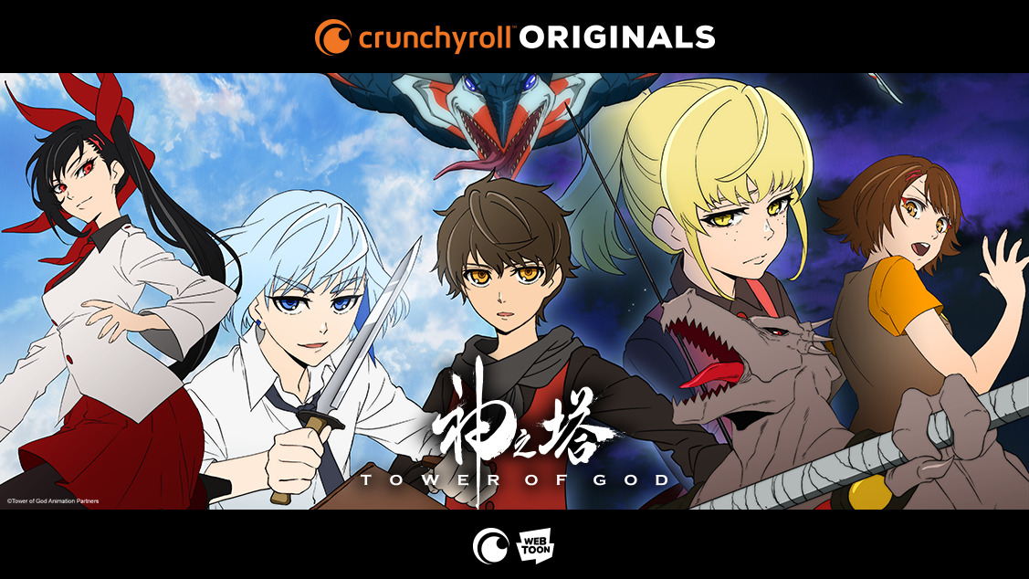 TOWER OF GOD English Dub Cast Has Been Announced