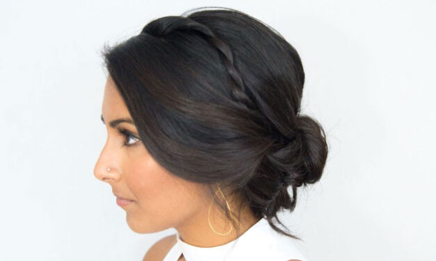 20 Trendy Bun Hairstyles For Women To Copy!