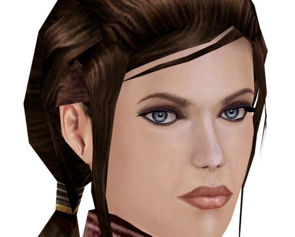 Bastila Shan, Jedi Padawan and wife of Revan