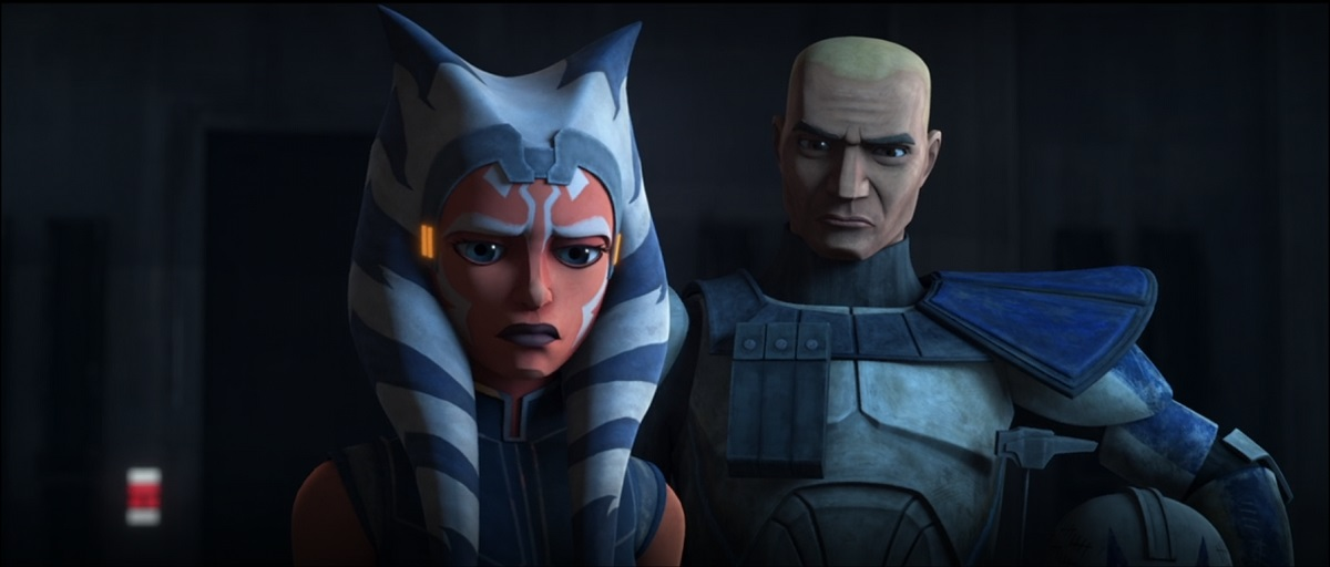 STAR WARS: THE CLONE WARS Recap: (S07E11) Shattered
