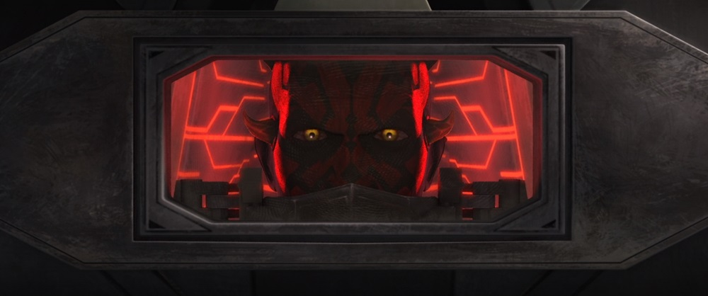 The Clone Wars: Maul is captured and detained