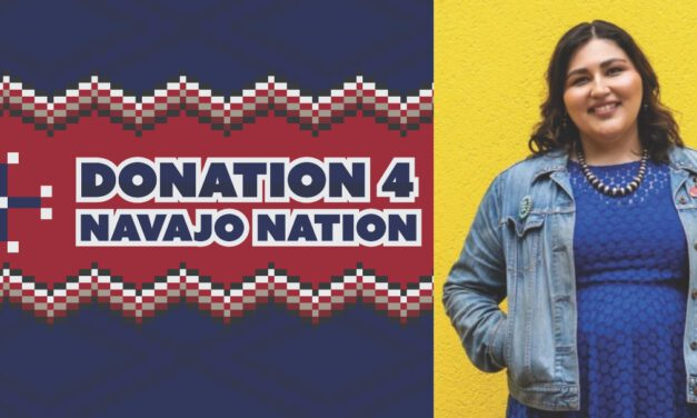 GGA Indigenerd Wire: TV Writer Sierra Ornelas Campaign for Navajo Nation Raises $100K in One Day