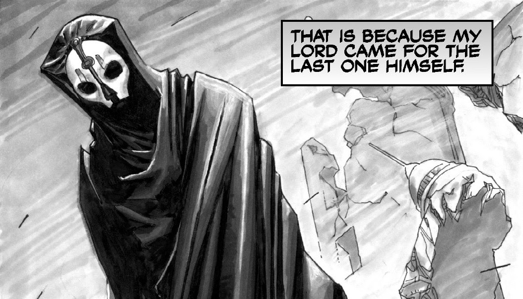 Darth Nihilus, Sith Lord in the aftermath of the Jedi Civil War
