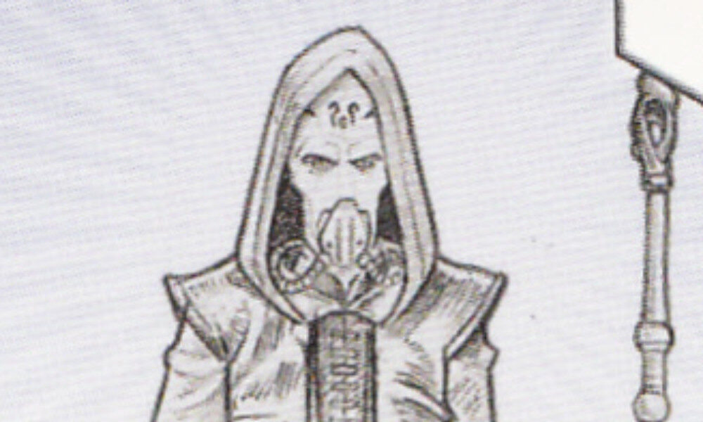 Darth Plagueis, master of Darth Sidious and Sith Lord