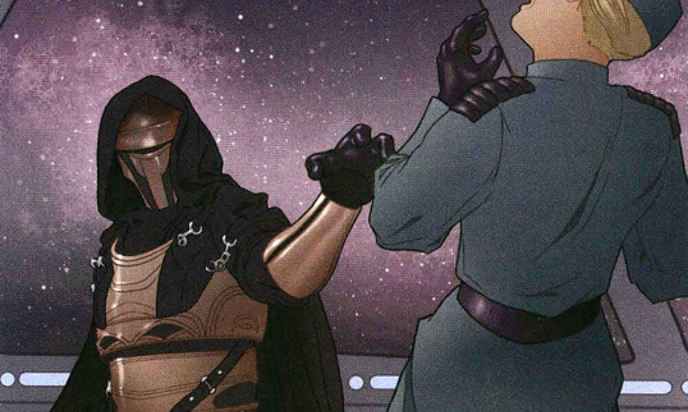 Darth Revan, Sith Lord who turned on the Republic he saved during the Mandalorian Wars