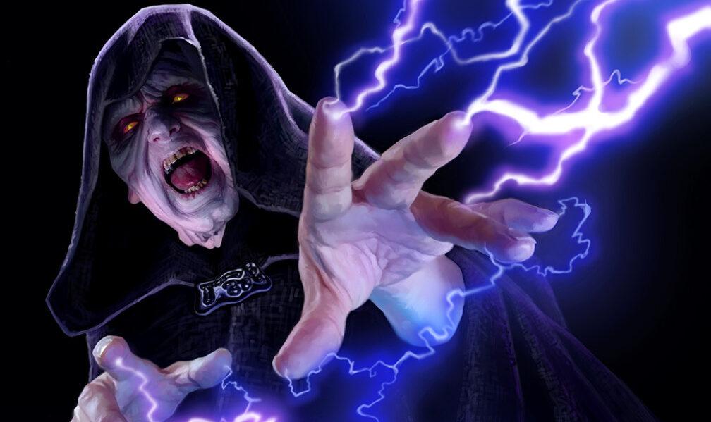 Darth Sidious, master of Darth Vader and Sith Lord