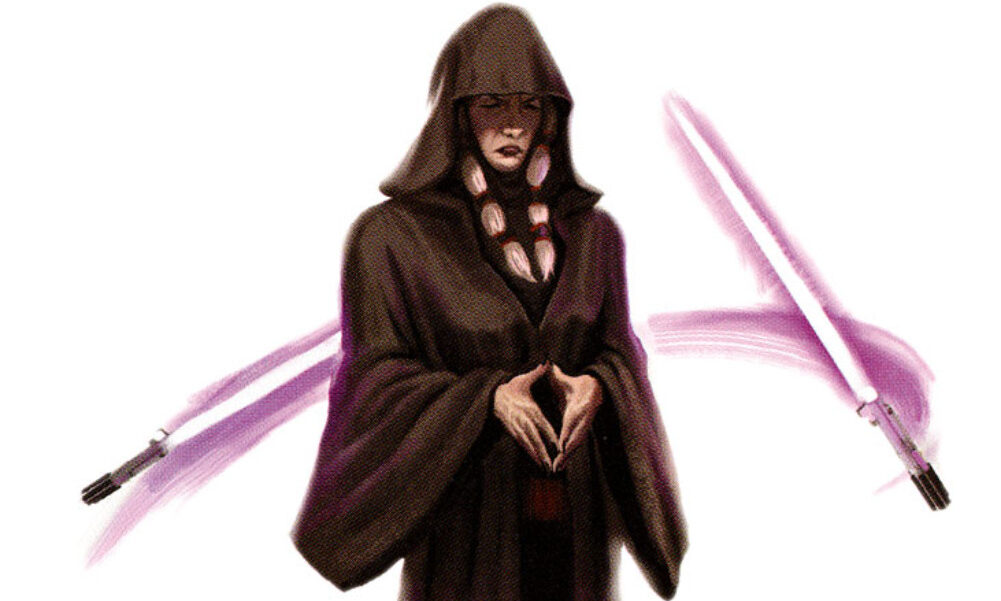 Darth Traya, Jedi Master of Revan and later Sith Lord