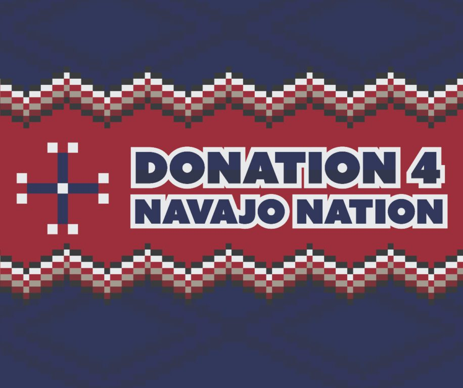 Indigenerd Wire: Sierra Ornelas organizes donations for the Navajo Nation