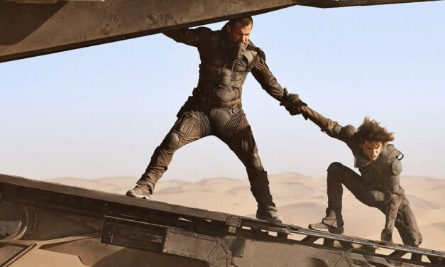 DUNE: New Image Features Paul Atreides' First Desert Experience