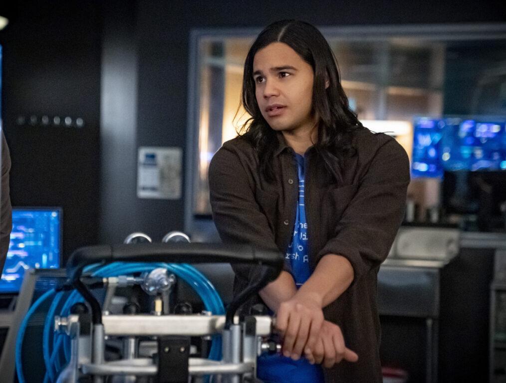 Carlos Valdes as Cisco Ramon on The Flash