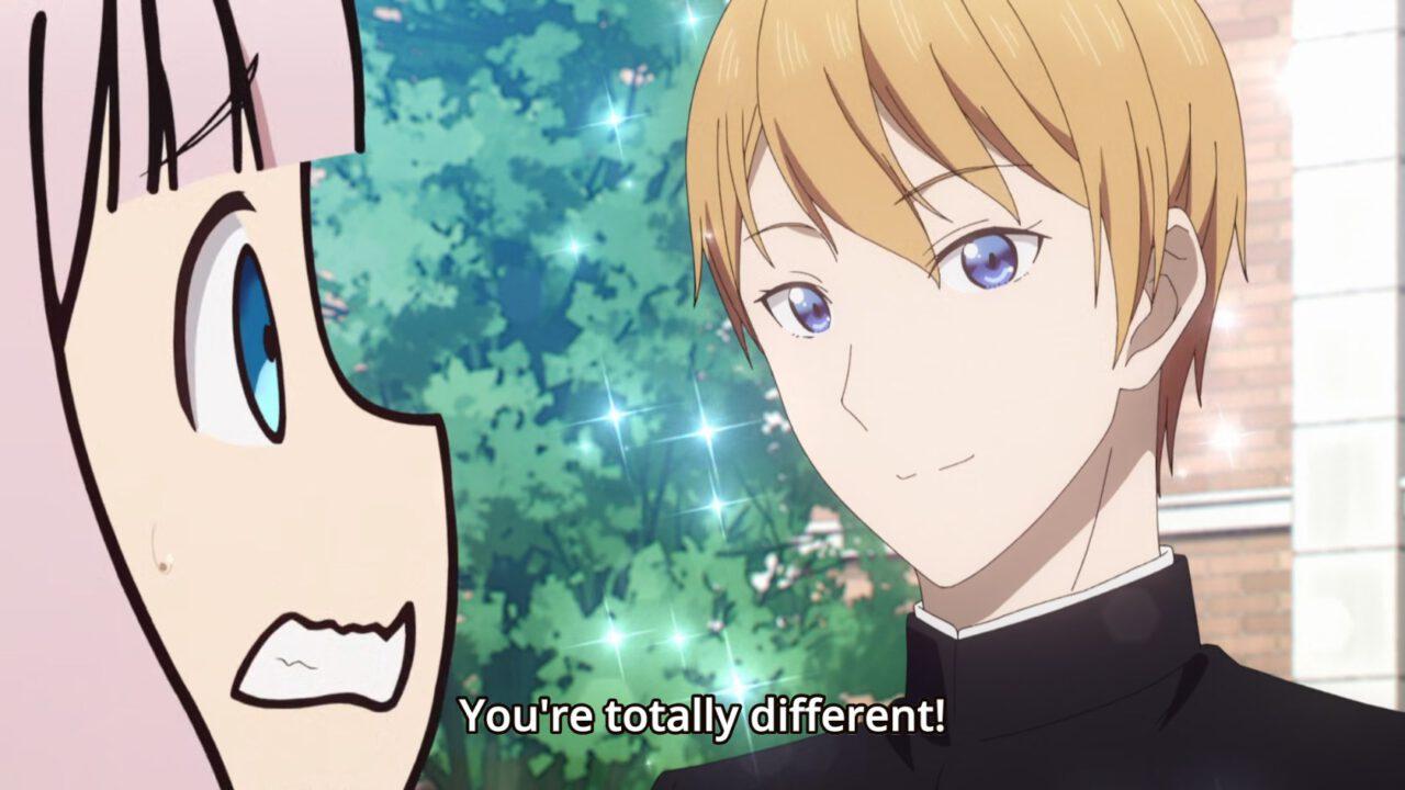 Chika and Miyuki (Kaguya-sama Love Is War Season 2 Episode 5)