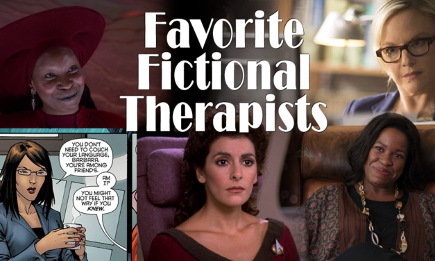 GGA's 5 Favorite Fictional Therapists