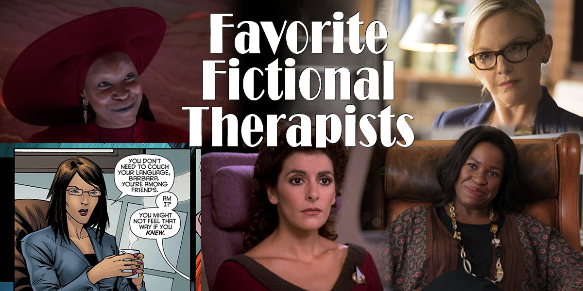 GGA's 5 Favorite Fictional Therapists