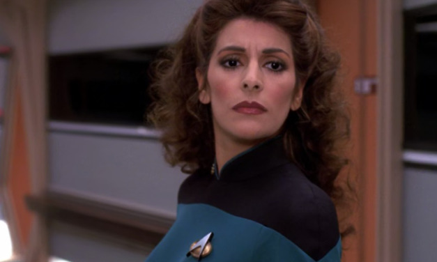 Geek Girl Authority Crush of the Week: DEANNA TROI