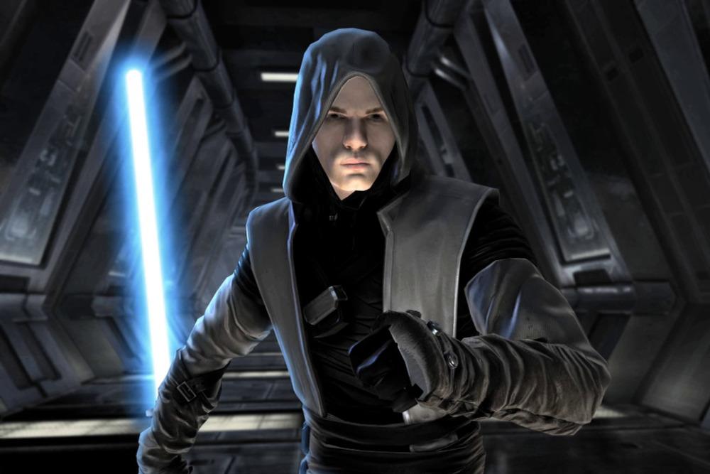 Galen Marek, once apprentice to Darth Vader and savior of the Rebel Alliance
